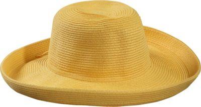 Sun 'N' Sand Tropical Classics One Size - Yellow - Sun 'N' Sand Hats/Gloves/Scarves