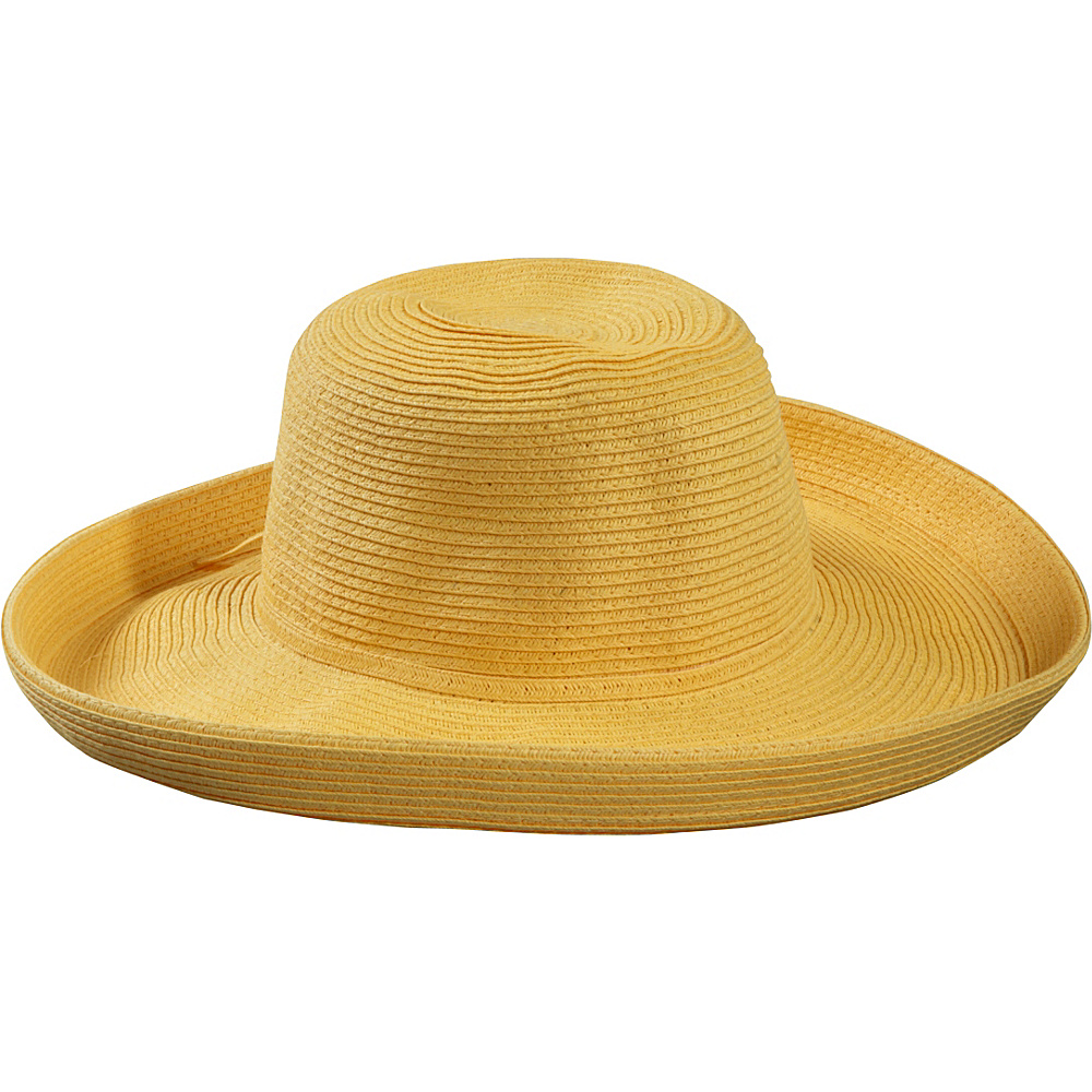 Sun N Sand Tropical Classics One Size - Yellow - Sun N Sand Hats/Gloves/Scarves - Fashion Accessories, Hats/Gloves/Scarves