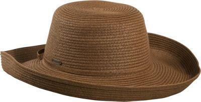Sun 'N' Sand Tropical Classics One Size - Dark Brown - Sun 'N' Sand Hats/Gloves/Scarves