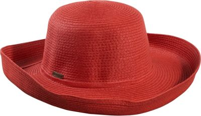 Sun 'N' Sand Tropical Classics One Size - Red/Natural - Sun 'N' Sand Hats/Gloves/Scarves
