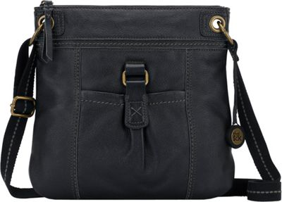 The Sak Kendra Crossbody Bag Black - The Sak Leather Handbags