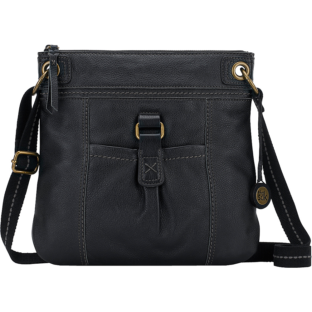 The Sak Kendra Crossbody Bag Black The Sak Leather Handbags