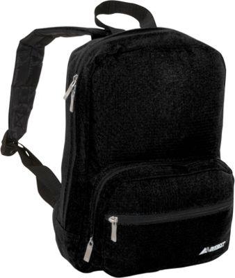 Everest Junior Ripstop Backpack Black - Everest Everyday Backpacks