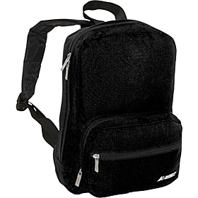 Junior Ripstop Backpack Black