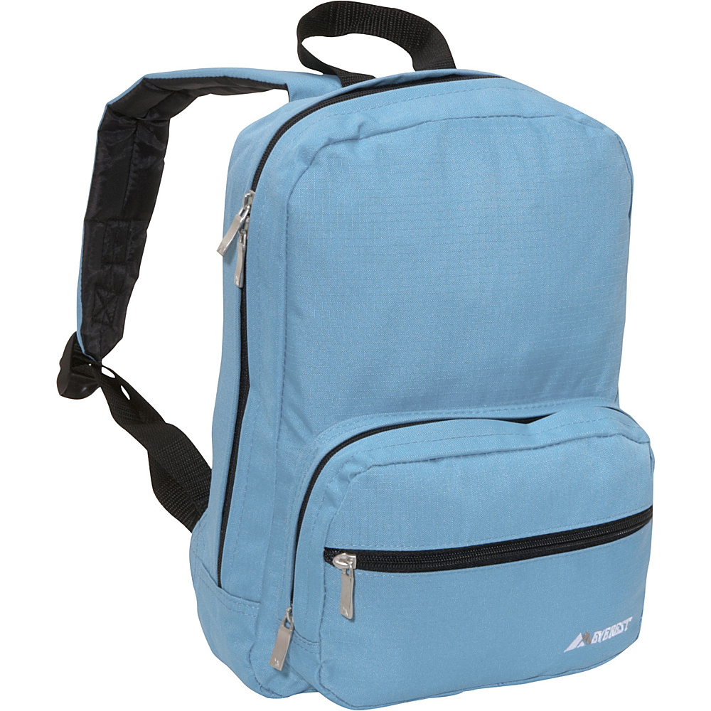Everest Junior Ripstop Backpack Blue - Everest Everyday Backpacks