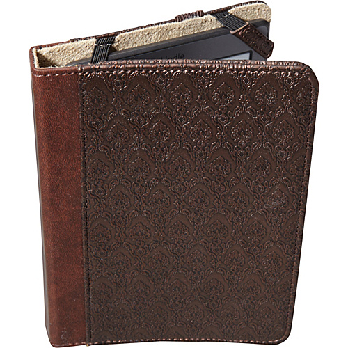 Sumdex CrossWork-T: Kindle, Kindle Touch and Kindle Paperwhite Folio Antique - Sumdex Personal Electronic Cases