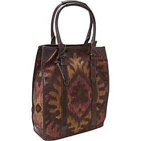 New Luxury Pia Tote Brown