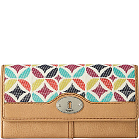 Maddox Signature Flap Clutch Multi