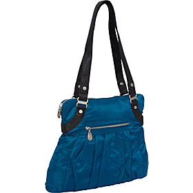 Audrey Satchel Emerald