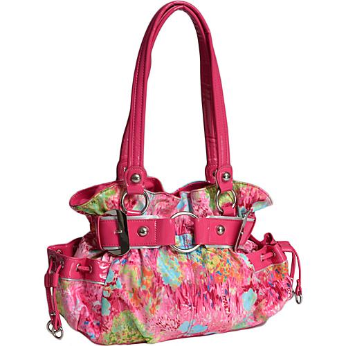 Parinda Aster Pink - Parinda Fabric Handbags