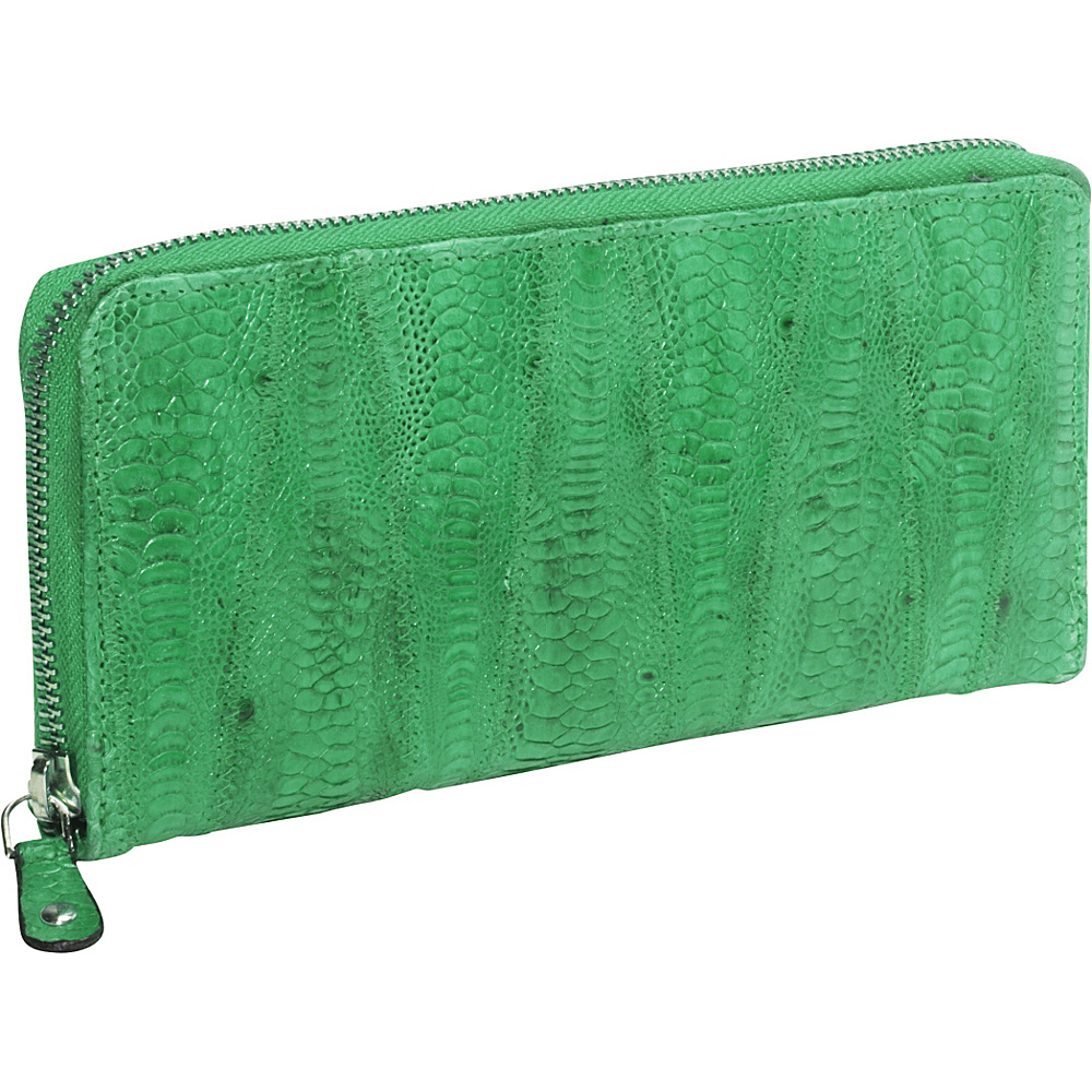 Latico Leathers Devin Green Latico Leathers Women s Wallets