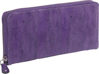 Latico Leathers Devin Purple - Latico Leathers Women's Wallets