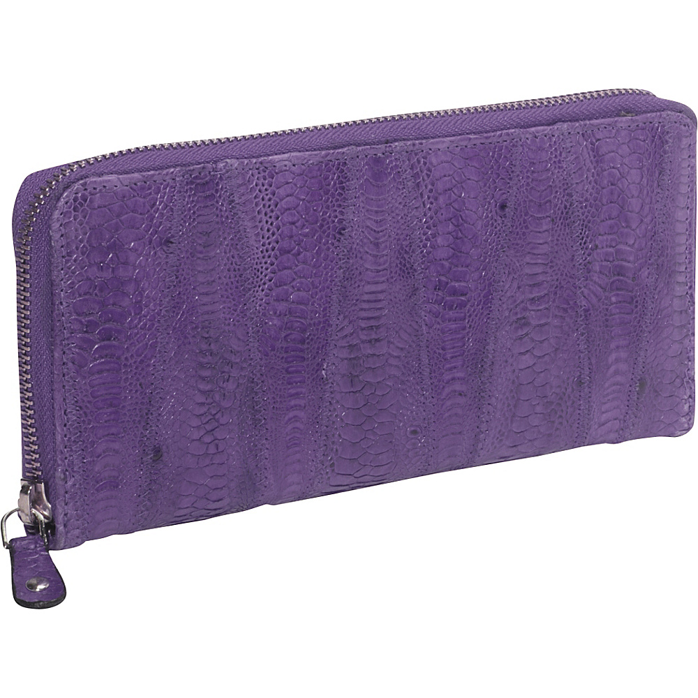 Latico Leathers Devin Purple Latico Leathers Women s Wallets