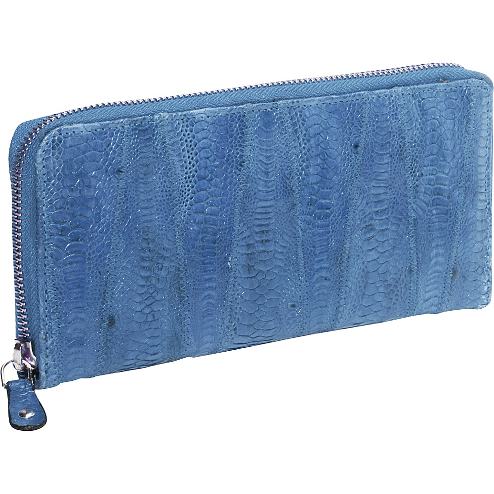 Latico Leathers Devin Royal Blue Latico Leathers Women s Wallets