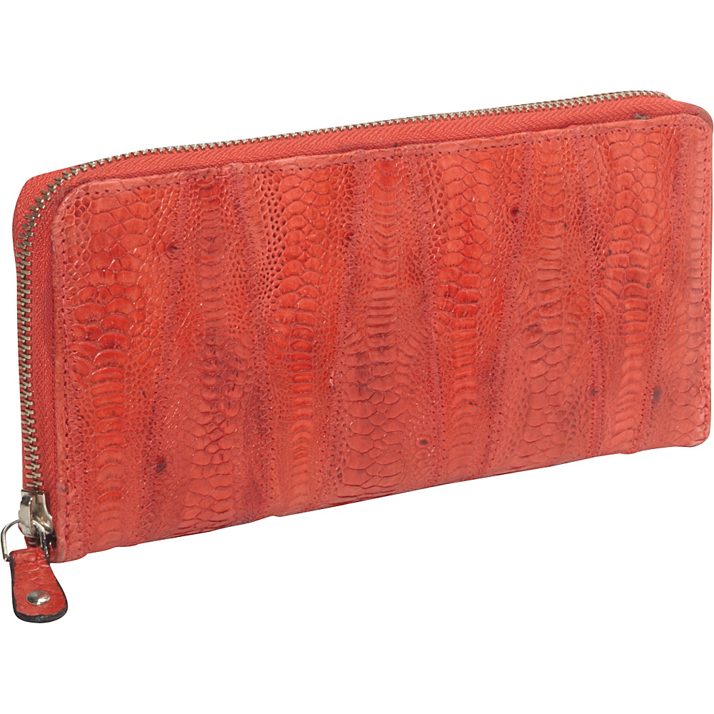 Latico Leathers Devin Red Latico Leathers Women s Wallets