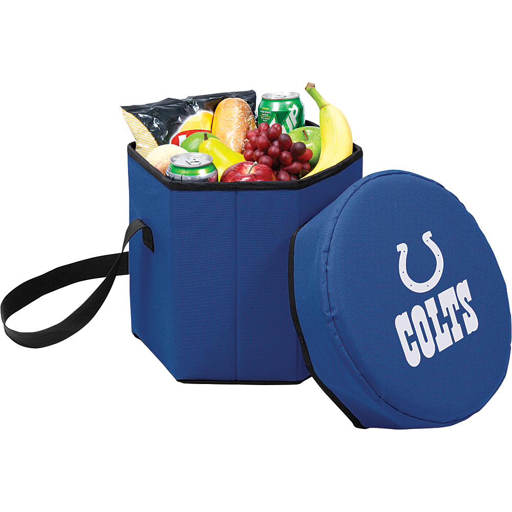 Picnic Time Indianapolis Colts Bongo Cooler Indianapolis Colts Navy - Picnic Time Outdoor Coolers - Outdoor, Outdoor Coolers