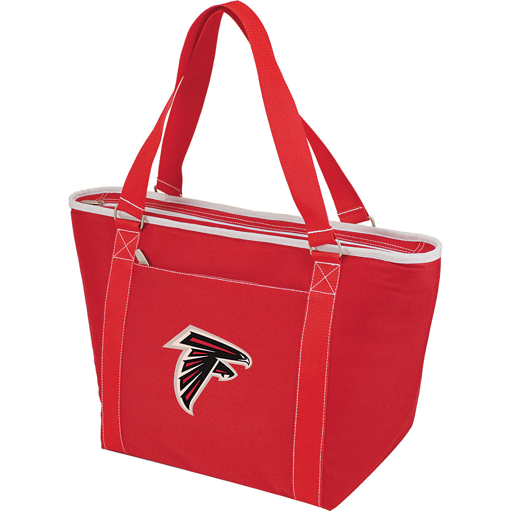 Picnic Time Atlanta Falcons Topanga Cooler Atlanta Falcons Red - Picnic Time Outdoor Coolers - Outdoor, Outdoor Coolers