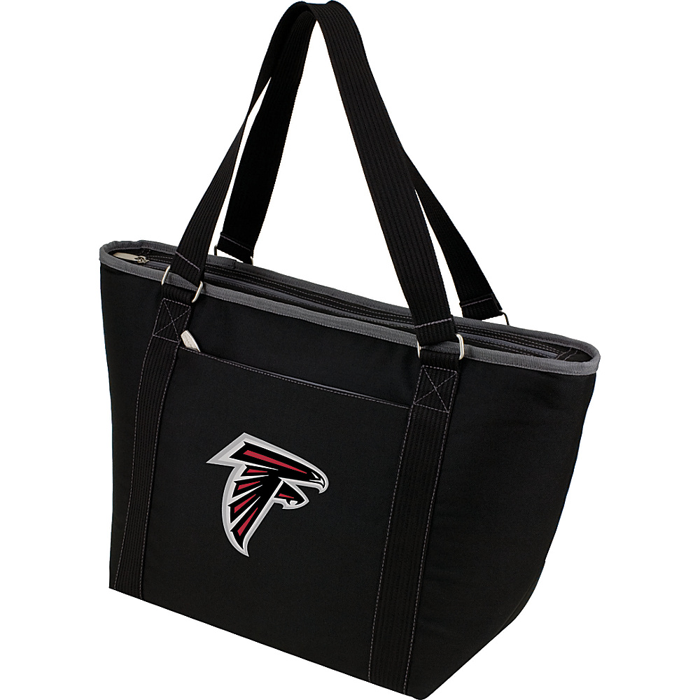 Picnic Time Atlanta Falcons Topanga Cooler Atlanta Falcons Black - Picnic Time Outdoor Coolers - Outdoor, Outdoor Coolers