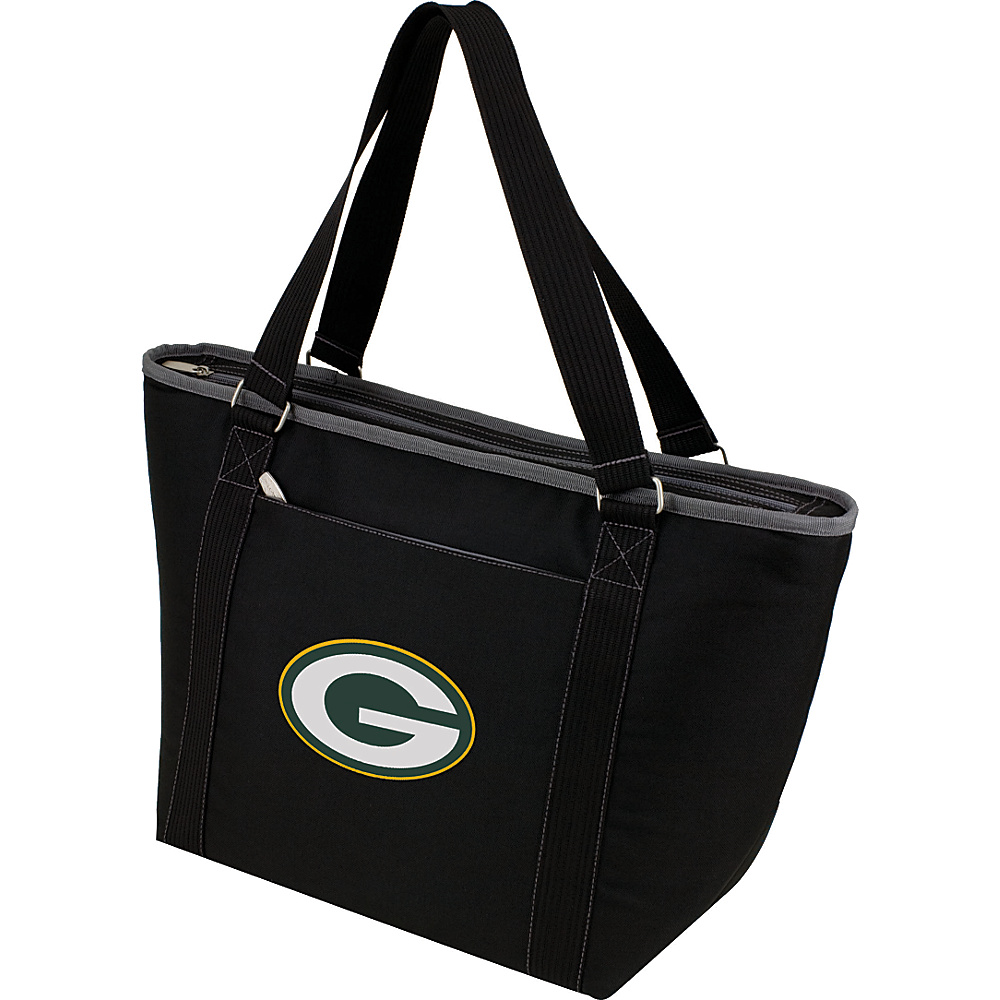 Picnic Time Green Bay Packers Topanga Cooler Green Bay Packers Black - Picnic Time Outdoor Coolers - Outdoor, Outdoor Coolers