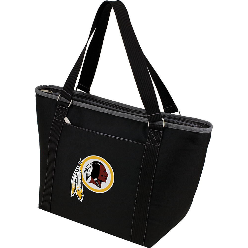 Picnic Time Washington Redskins Topanga Cooler Washington Redskins Black - Picnic Time Outdoor Coolers - Outdoor, Outdoor Coolers