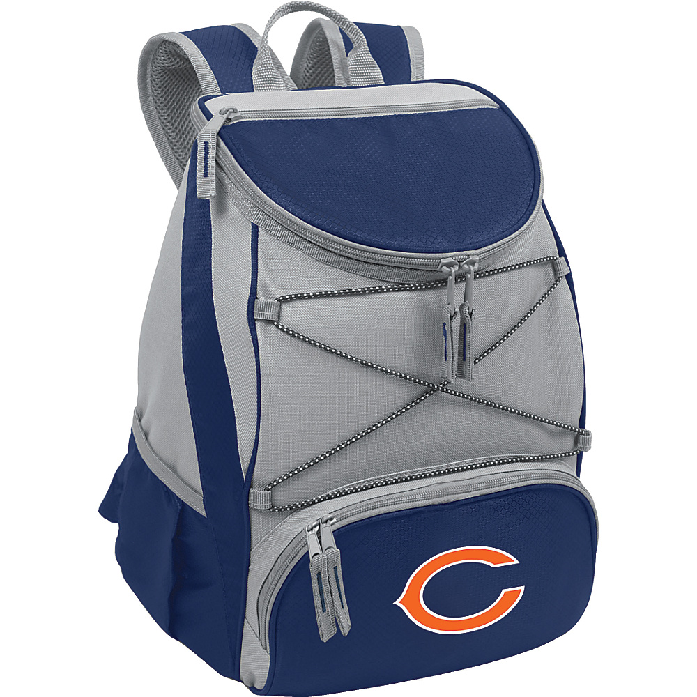 Picnic Time Chicago Bears PTX Cooler Chicago Bears Navy - Picnic Time Outdoor Coolers - Outdoor, Outdoor Coolers