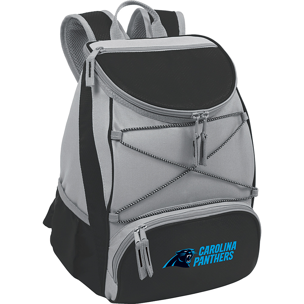 Picnic Time Carolina Panthers PTX Cooler Carolina Panthers Black - Picnic Time Outdoor Coolers - Outdoor, Outdoor Coolers