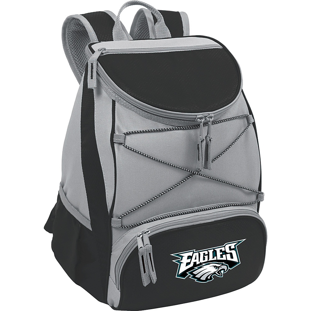 Picnic Time Philadelphia Eagles PTX Cooler Philadelphia Eagles Black - Picnic Time Outdoor Coolers - Outdoor, Outdoor Coolers