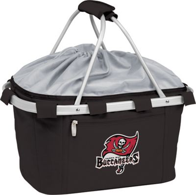 Picnic Time Tampa Bay Buccaneers Metro Basket Tampa Bay Buccaneers Black - Picnic Time Outdoor Coolers