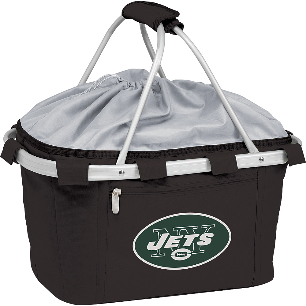 Picnic Time New York Jets Metro Basket New York Jets Black - Picnic Time Outdoor Coolers - Outdoor, Outdoor Coolers