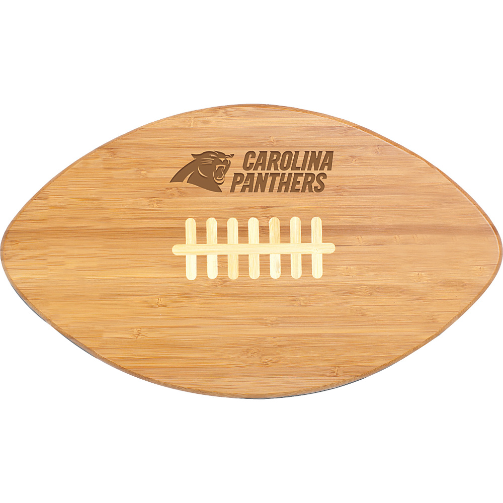 Picnic Time Carolina Panthers Touchdown Pro! Cutting Board Carolina Panthers - Picnic Time Outdoor Accessories - Outdoor, Outdoor Accessories