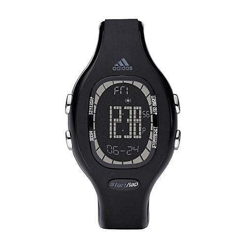 adidas originals Watches Adidas Performance Naloa Black on Black with Silver - adidas originals... (10218810 ADP3063-Black) photo