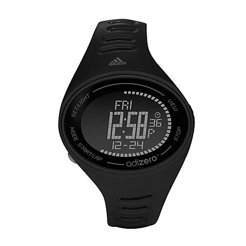 adidas originals Watches Adidas Performance Adizero Black with Black - adidas originals Watches... (10218820 ADP3500-Black) photo