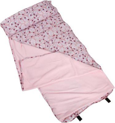 Wildkin Lady Bug Pink Easy-Sleep Nap Mat Lady Bug Pink - Wildkin Travel Pillows & Blankets