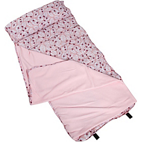 Lady Bug Pink Easy-Sleep Nap Mat Lady Bug Pink