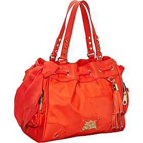 Easy Everyday Nylon Daydreamer Tote Hazy Summer