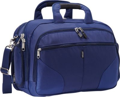eBags eTech 2.0 Firewall  Laptop Brief Indigo - eBags Non-Wheeled Computer Cases