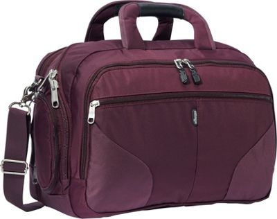 eBags eTech 2.0 Firewall  Laptop Brief Plum - eBags Non-Wheeled Computer Cases
