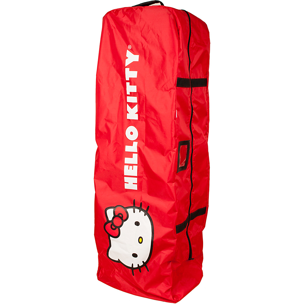 Hello Kitty Golf Hello Kitty Golf Travel Cover Red Hello Kitty Golf Golf Bags