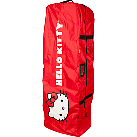 Hello Kitty Golf Travel Cover Red