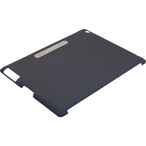Devicewear Union Shell: iPad 3 Back Cover - Smart Cover Compatible (Fits The New iPad & iPad 2) Dark Blue - Devicewear Laptop Sleeves