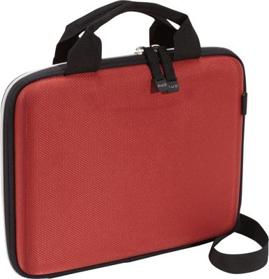 Nuo iPad Slim Brief Red - Nuo Electronic Cases