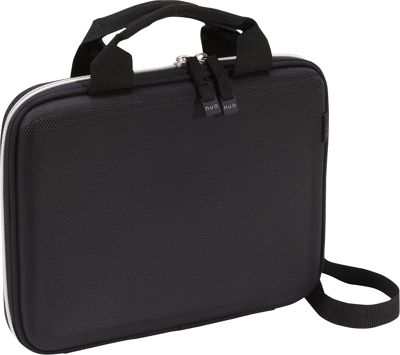 Nuo iPad Slim Brief Black - Nuo Electronic Cases