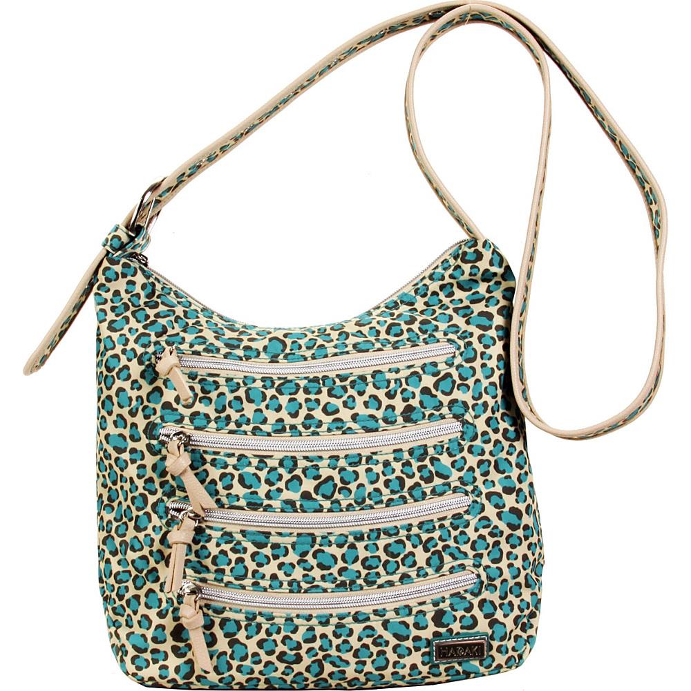 Hadaki Nylon Millipede Tote Primavera Cheetah - Hadaki Fabric Handbags - Handbags, Fabric Handbags