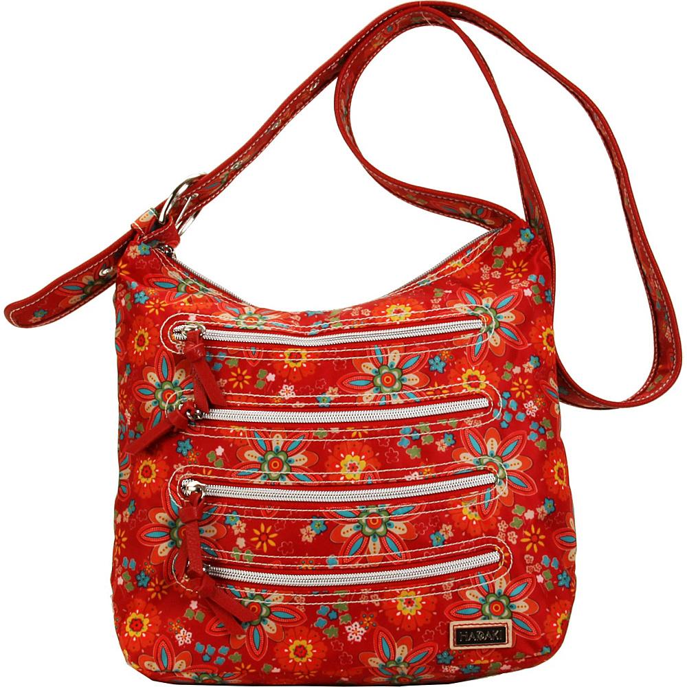 Hadaki Nylon Millipede Tote Primavera Floral - Hadaki Fabric Handbags - Handbags, Fabric Handbags