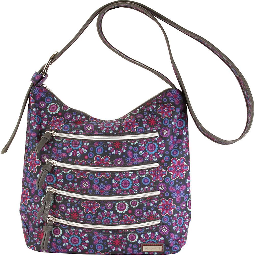 Hadaki Nylon Millipede Tote Fantasia - Hadaki Fabric Handbags - Handbags, Fabric Handbags
