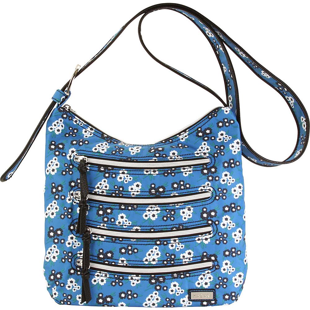 Hadaki Nylon Millipede Tote Fantasia Floral - Hadaki Fabric Handbags - Handbags, Fabric Handbags