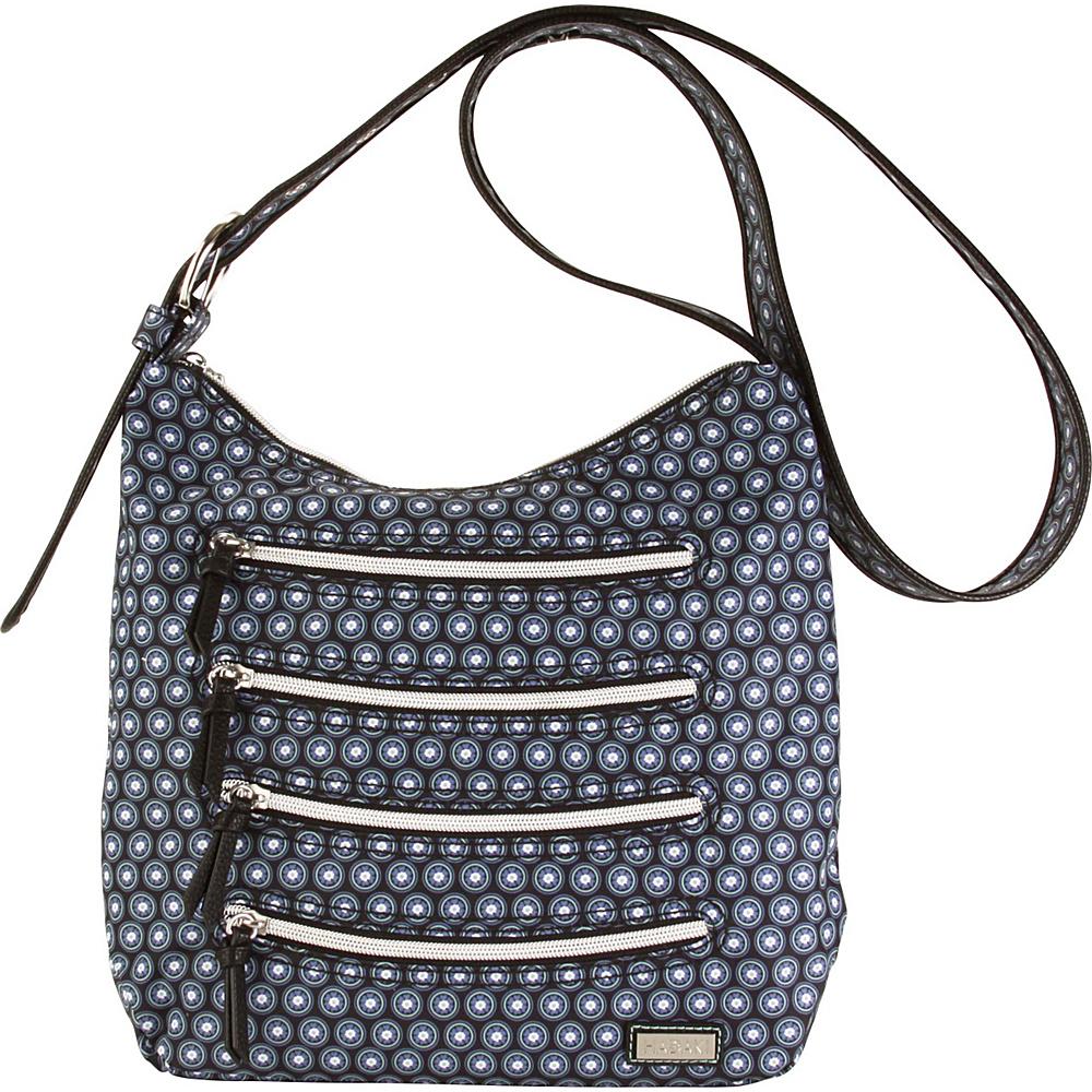Hadaki Nylon Millipede Tote Fantasia Geo - Hadaki Fabric Handbags - Handbags, Fabric Handbags