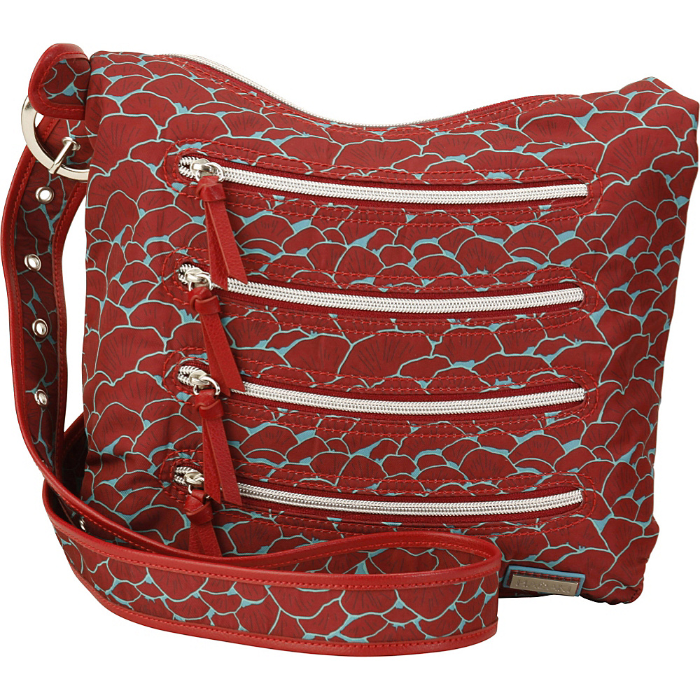 Hadaki Nylon Millipede Tote Sunrays - Hadaki Fabric Handbags - Handbags, Fabric Handbags