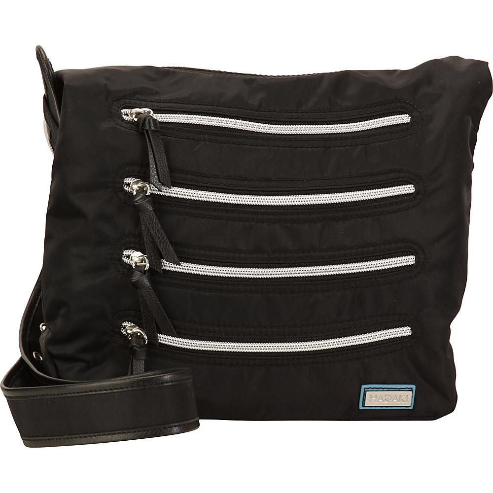 Hadaki Nylon Millipede Tote Black - Hadaki Fabric Handbags - Handbags, Fabric Handbags