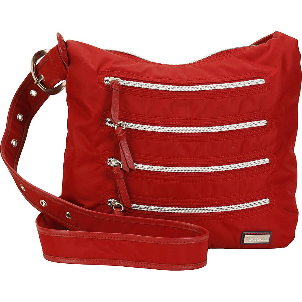Hadaki Nylon Millipede Tote Rhubarb - Hadaki Fabric Handbags - Handbags, Fabric Handbags